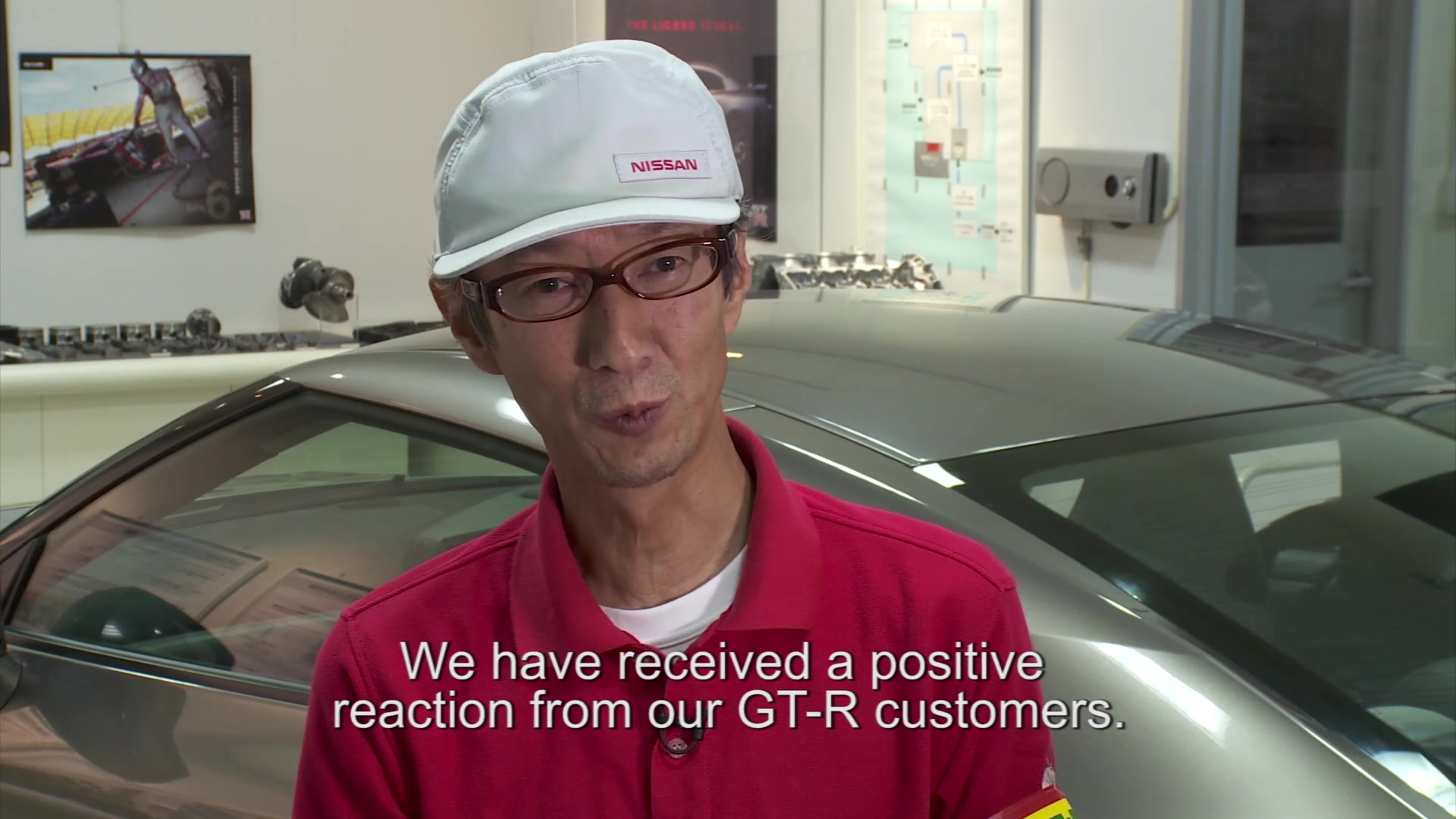 The Stories of the Takumi: Nissan GT-R's Master Craftsmen