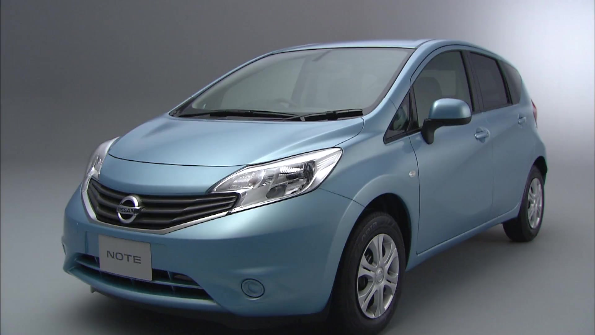 Introducing the All-New Nissan Note